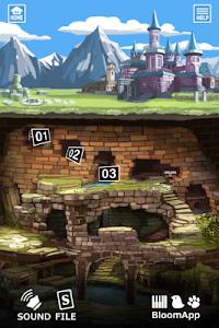 screenshot of 脱出ゲーム スライドプリンセス version 1.3