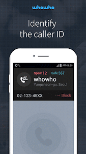 screenshot of whowho - Caller ID & Block version 3.3.40