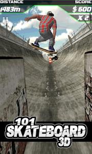 Download 101 Skateboard Racing 3D 1.6 APK