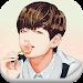 Download 2048 BTS V Taehyung KPop Game 3 APK