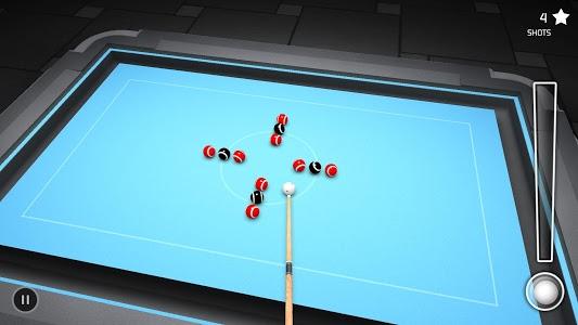 screenshot of 3D Pool Madness FREE version 1.6