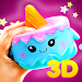 Download 3D Squishy toys kawaii soft stress release games 1.6 APK