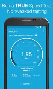 screenshot of 4G WiFi Maps & Speed Test. Find Signal & Data Now. version Varies with device
