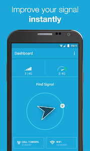 screenshot of 3G 4G WiFi Maps & Speed Test version 5.02