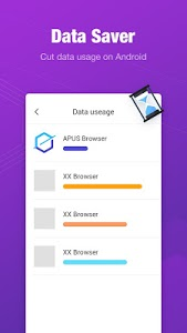 screenshot of APUS Browser - Fast download & Private & Secure version 2.7.2