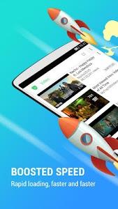 screenshot of APUS Browser - Fast Download version 1.9.7
