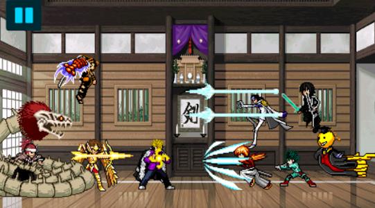 Download Action Anime Hero 1.5 APK