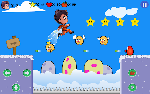 screenshot of Adventure of Ted 2 - Free version 4.5.3