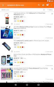 screenshot of Alibaba.com - Leading online B2B Trade Marketplace version 6.8.1