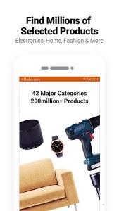 screenshot of Alibaba.com - Leading online B2B Trade Marketplace version 6.11.2