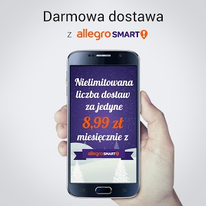 screenshot of Allegro version Varies with device