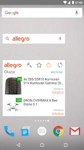 screenshot of Allegro version 4.3.10