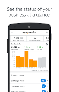 Download Amazon Seller 5.7.1 APK
