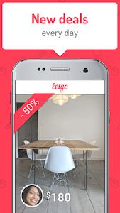 screenshot of letgo: Buy & Sell Used Stuff version 1.9.7