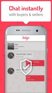 screenshot of letgo: Buy & Sell Used Stuff version 2.1.15