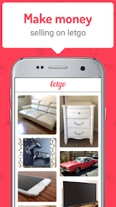 screenshot of letgo: Buy & Sell Used Stuff version 2.1.10