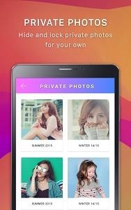 screenshot of App lock - Fingerprint Password version 1.1