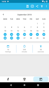 Download Arms & Back - 21 Days Fitness Challenge 1.0.0.7 APK