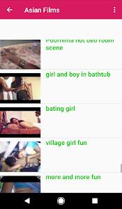 screenshot of Asian Girls Blue Film Prank version 1.0