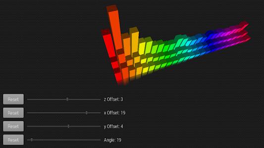 Download AudioBars Visualizer LWP 0.79 APK