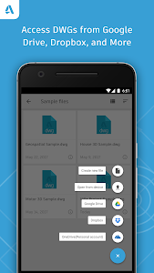 Download AutoCAD - DWG Viewer & Editor 4.5.21 APK