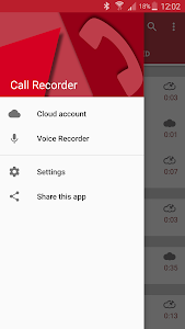 screenshot of Automatic Call Recorder version 5.43.11
