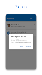 Download Microsoft Authenticator 6.3.7 APK