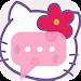 Download BM Delta Cute Pink Theme 5.2.1 APK