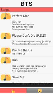 Download BTS - SONGS 1.0 APK
