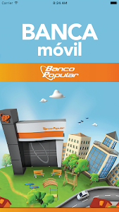 screenshot of Banca Móvil BPDC version 5.1.1