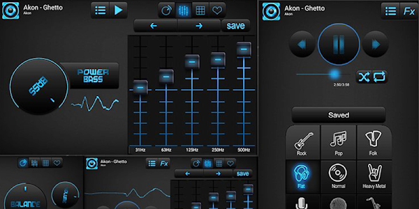 Download Bass Booster and Equalizer 1.1.16 APK