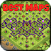 Best Clash of clans maps