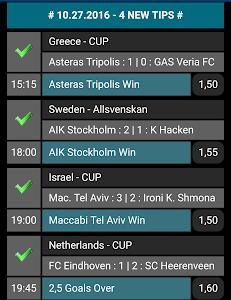 Download Betting Tips %100 WON 3.0 APK
