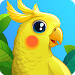 Download Bird Land Paradise: Pet Shop Game, Play with Bird 1.58 APK