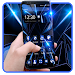Download Black Blue Future Theme 1.1.5 APK