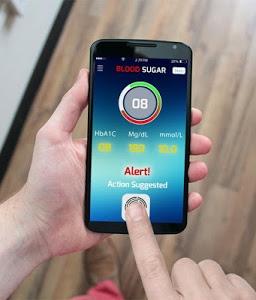 screenshot of Blood Sugar Tracker: Finger! version 1.4