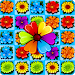 Flower Blossom Jam - A Match 3 Puzzle Game