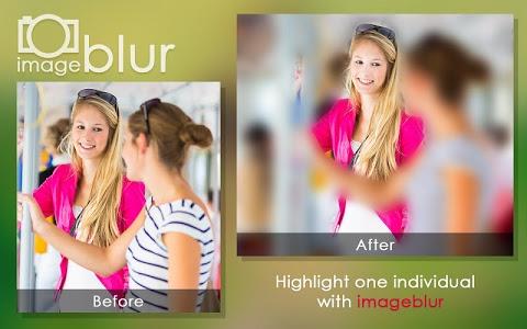 screenshot of Blur Image Background version 1.3