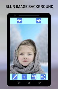 screenshot of Blur Image Background Editor DSLR Effect version 1.4