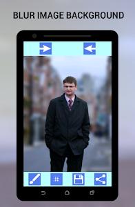 screenshot of Blur Image Background Editor (Blur Photo Editor) version 1.6