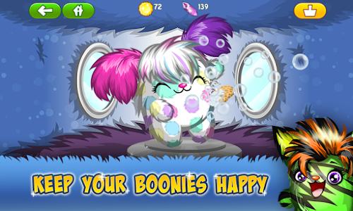 screenshot of Boonieverse version 1.9.0