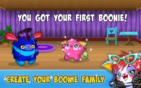 screenshot of BooniePlanet version 3.4.0