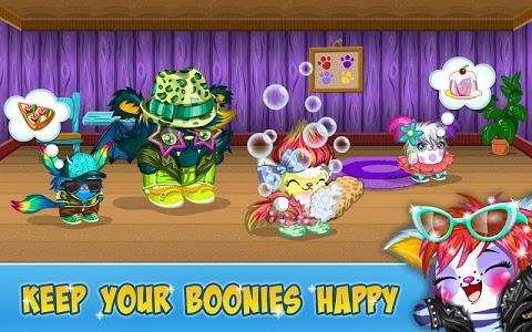 screenshot of BooniePlanet version 3.5.0