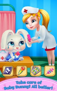 Download Baby Bunny - My Talking Pet 1.0.9 APK