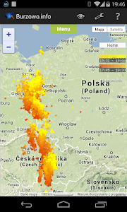 Download Burzowo.info (lightning map) 1.7.3 APK
