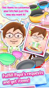 screenshot of COOKING MAMA Let's Cook! version 1.6.0