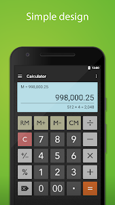 Download Calculator Memory & Percent 1.1.16b APK