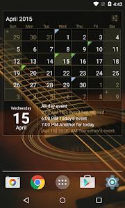 Download Calendar Widget Month + Agenda 1.27 APK