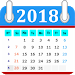 Download Calendar in English 2018 Free 2.0.0 APK