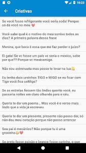 Download Cantadas - Top Frases 1.5 APK
